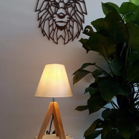 TAB HỘI AN LAMP 3 CHÂN 213