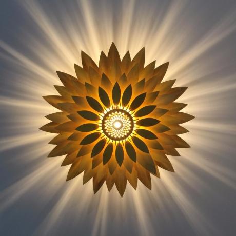 ĐÈN HOA HƯỚNG DƯƠNG-SUN 600